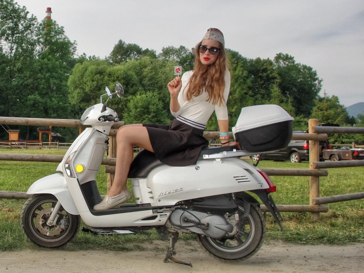 1. Scooter BOBCROSS v Rožnově