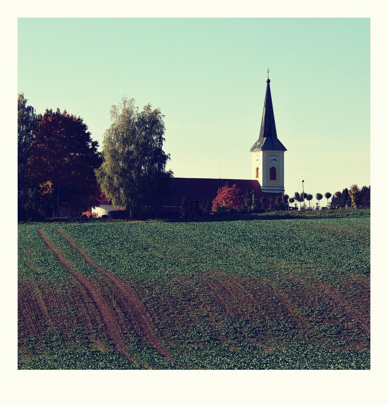 15. Kostel v Zubří