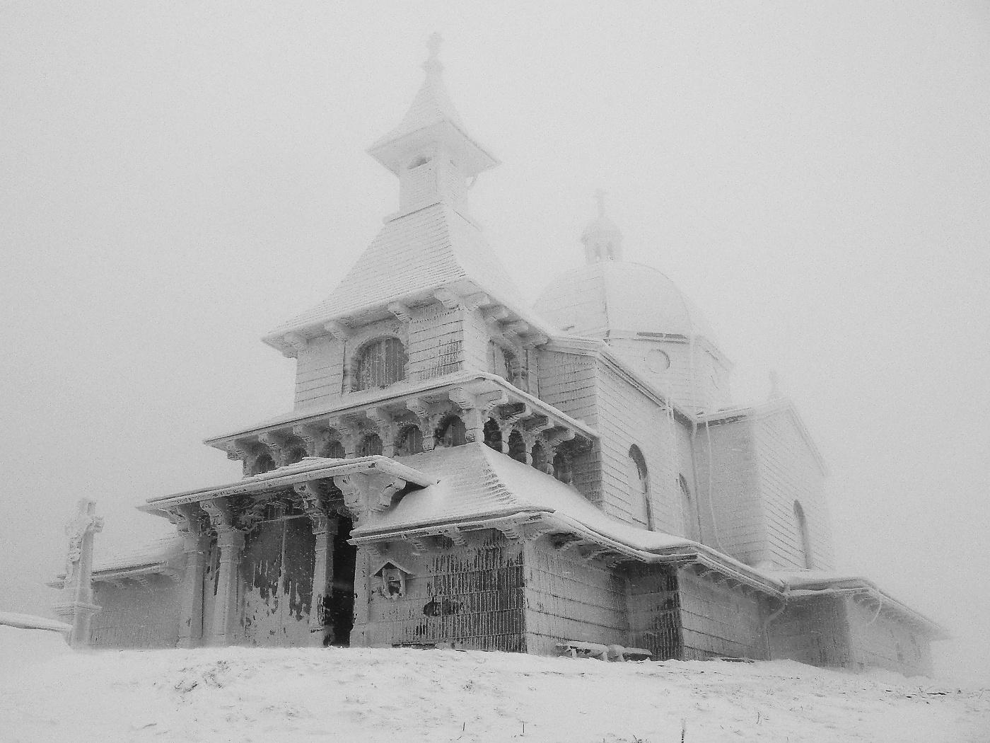39. Kaple na  Radhošťi
