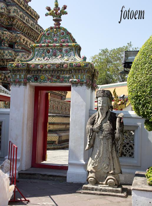 Královský palác-Bangok